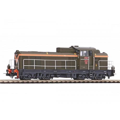 Piko 59271 lokomotywa spalinowa SP42-108 PKP  Lok. Ostrów Wlkp. ep.IV   (H0)