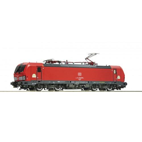 Już w sprzedaży Roco 71918/71919 lokomotywa elektryczna 170 044-9 DB Schenker Rail Polska  (H0)
