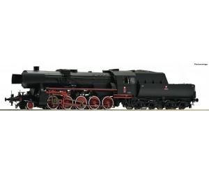 rc72063 lokomotywa parowa Ty2-911 PKP Par. Chabówka  ep.III DCC Sound  (H0)