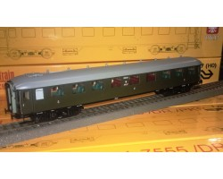 et10009 wagon osobowy 2/3 kl.  012 234 PKP ep.IIIb (H0)