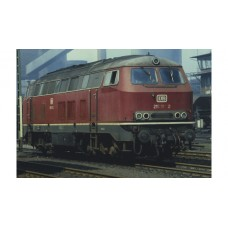 fl424003  lokomotywa spalinowa BR215 DB  ep.IV (H0)