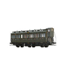 Brawa 45486 wagon osobowy 3kl. Altona 57 252 DRG  ep.II (H0)
