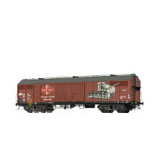 br47269  wagon towarowy Gags-v DR 3150 199 2018-2  FORTSCHRITT    ep.IV (H0)