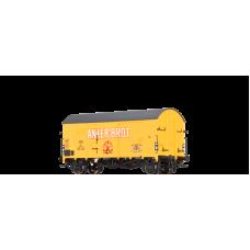 br47940 wagon towarowy Gms 30 OBB 140 333 ANKER BROT   ep.III (H0)