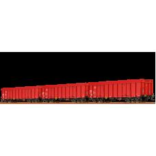 br48504 zestaw 3 wagony towarowe DBAG Ealos 053 ep.VI (H0)