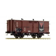 br48659 wagon  Gh03 do przewozu mleka  101 257 DB Schokolade kakao Eszet  ep.III (H0)