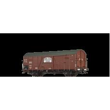br48725 wagon zakryty Gltr 83345 Dresden DRG  Carl Zeiss Jena   ep.II (H0)