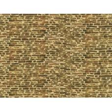 A50516 płytka kartonowa mur kamienny 100X 220 mm (H0,TT,N)
