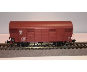 HRS6433  Wagon kryty serii Gkks-tx , typ 223K/1, PKP ep.IVc  (H0)