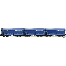 FL852328 zestaw 3 wagony Falns  PKP Cargo ep.VI (N)