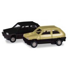 H065962-002 set 2szt. auta  Fiat Panda (N)