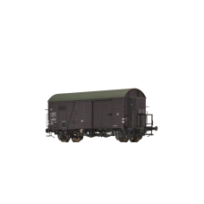 BR47953 wagon towarowy Kr 7440903 SNCF  Europ  ep.III (H0)