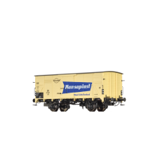 br49035  wagon zakryty G10 DB 127087 Hansaplast  ep.III (H0)