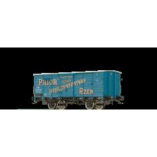 br49093 wagon towarowy piwiarka Prior Plzen 221-514P  CSD ep.II (H0)