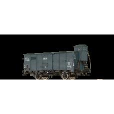 br49094  wagon zakryty G10 A.L. Kuwf 314 466  ep.II  (H0)
