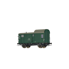br49406  wagon brankard Pwg pr14  CSD 6-2458  ep.III (H0)