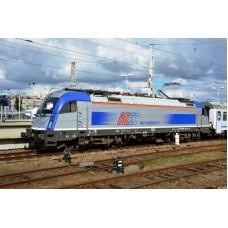 rc73841 lokomotywa elektryczna Husarz 9151 5 370 009-0   PKP ICCC  DCC Sound  ep.VI (H0)