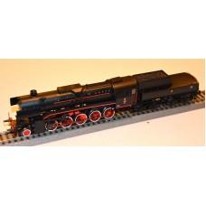 TR22224-2 lokomotywa parowa Ty3-2 PKP Par. Toruń   ep.III DCC Sound (H0)