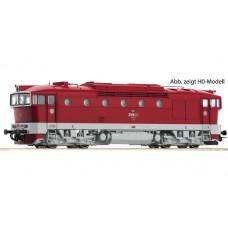 RC36269 lokomotywa spalinowa  T478 404-8  ep.IV DCC Sound (TT)