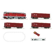 rc51294 zestaw startowy Z21 start z lokomotywa T478 CSD ep.IV (H0)