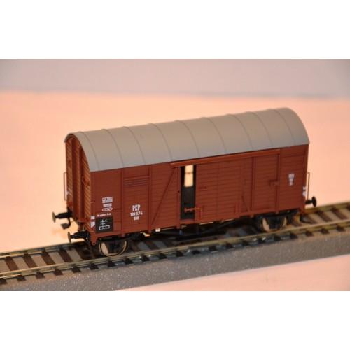 Exact Train 20221 wagon towarowy zakryty Kdt 118 574 PKP ep.IIIc (H0)