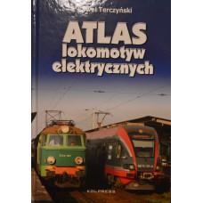 Atlas Lokomotyw Elektrycznych Paweł Terczyński