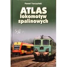 Atlas Lokomotyw Spalinowych Paweł Terczyński