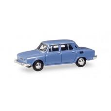 H066570 auto  Skoda 110 L, taubenblau, niebieski  (TT)