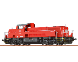 BR42722 Lokomotywa spalinowa Gravita 15D BR265 030-7 DBAG ep. VI (H0)