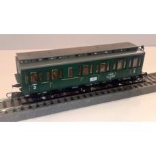 RC45037 wagon osobowy 3kl. CSD Cey 3-0915 ep.III (H0)