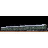 br46252 zestaw 2 wagony bagazowe MPw4ie DB 113 725 / 113 967 Hmb (H0)