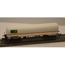 RC46991 wagon cysterna BP GAS DSB ep.V (H0)