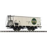 br49087  wagon zakryty G10 DR  Feldschlosschen 2150800 4137-3  ep.IV (H0)