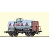 br49220 wagon cysterna DRG Monopolin / Albizol  Berlin 591 326P   ep.II (H0)