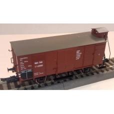 RC66231 wagon zakryty BMB/CMD Z1.22052  ep. II (H0)