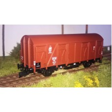 Fleischmann 531103 wagon zakryty PKP 160608 Kddet OPW ep. IIIc (H0) (76559)