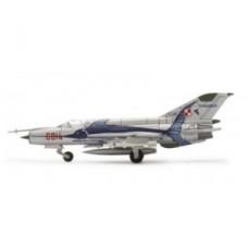 h552363 samolot    MiG-21MF PL 3 ELT  (1:200)