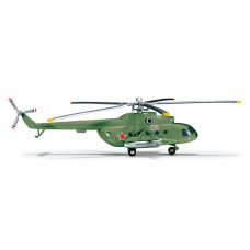 H554961  smiglowiec  Soviet Air Force Mil Mi-8T, (1:200)