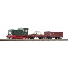 p37121 zestaw startowy G z lokomotywa V20  DR ep.III (G)