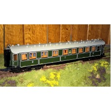 RC45581 wagon osobowy 1/2/3kl. K.Bay.Sts.B. ep.I (H0)