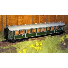 RC45582 wagon osobowy 3kl. K.Bay.Sts.B. ep.I (H0)