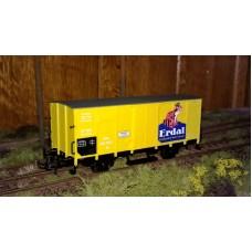 RC47258 wagon kryty KPEV ERDAL ep.I (H0)