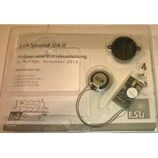 E54499 dekoder LokSound V.0 DCC/MM/SX gniazdo 21MTC