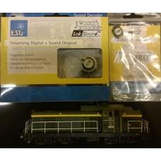 E56475 dekoder DCC z dzwiekiem do lokomotyw SM/SP 42 PKP (H0)