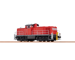 br41516 lokomotywa spalinowa BR294 703 - 4 DBAG ep.VI (H0)