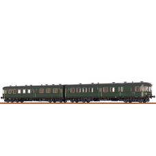 BR44212 wagon motorowy, szynobus VT137 370 Stettin ep.II DRG (H0)
