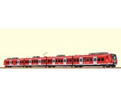 br44614 pociag elektryczny BR425 306 - 8 DB Regio B-W Lowen Takt ep.VI   DCC Sound (H0)