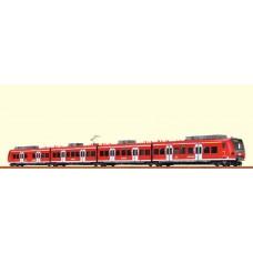 br44620 pociag elektryczny BR425 047 - 8 DB Regio Bayern   ep.VI  (H0)