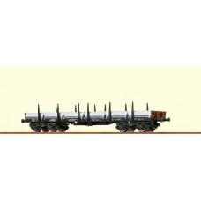 br47111 wagon platforma Remms 665 DB AG ep.V (H0)