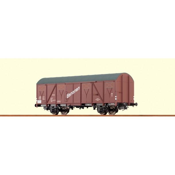 Brawa 47256 wagon towarowy Ibblps 395 DB Bananen  ep.IV (H0)